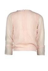 Le Chic Blouse classic dots pink