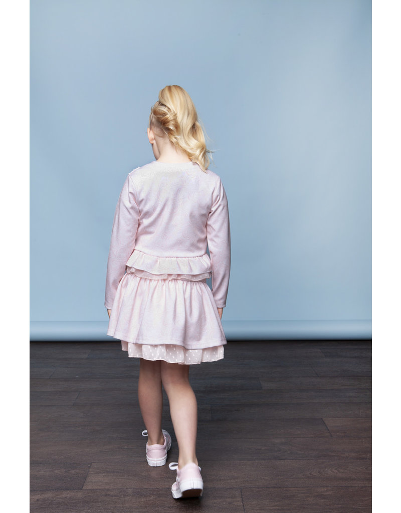 "Le Chic Rok ""Field of Roses"" pink"