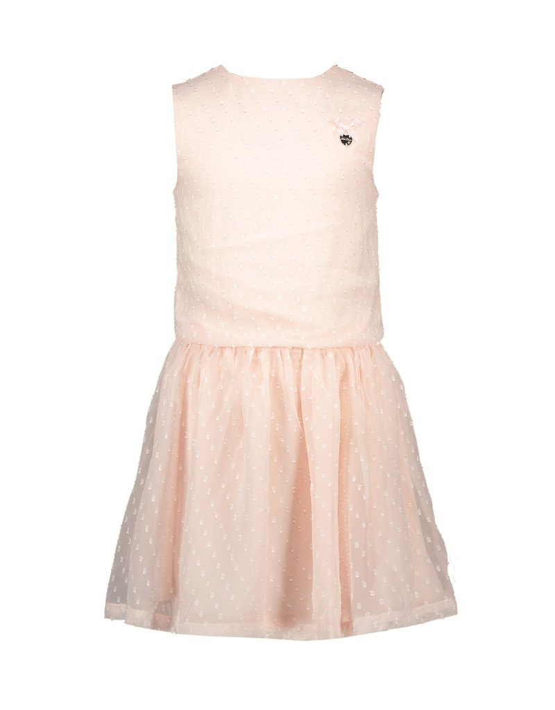 Le Chic Jurk classic dots pink