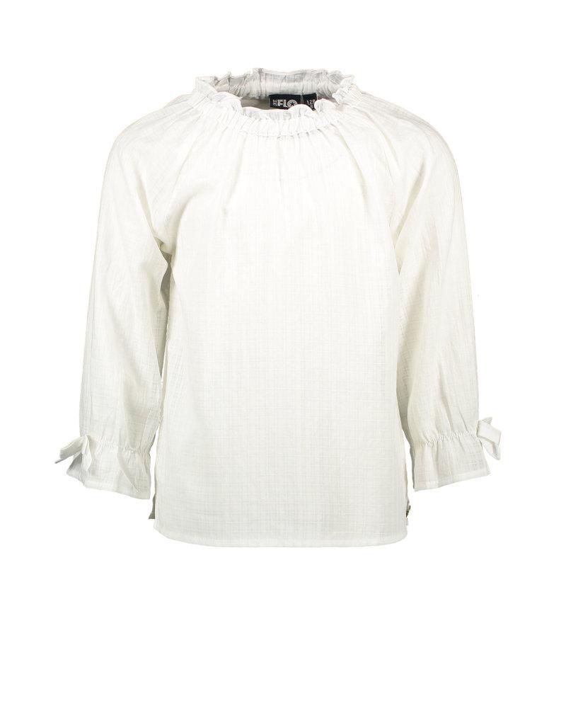 LIKE FLO Blouse woven off white