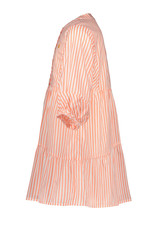 LIKE FLO Hemdjurk cotton neon stripe