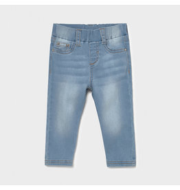 MAYORAL Jeans basic denim claro