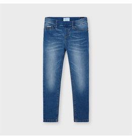 MAYORAL Jeans basic denim super skinny medio