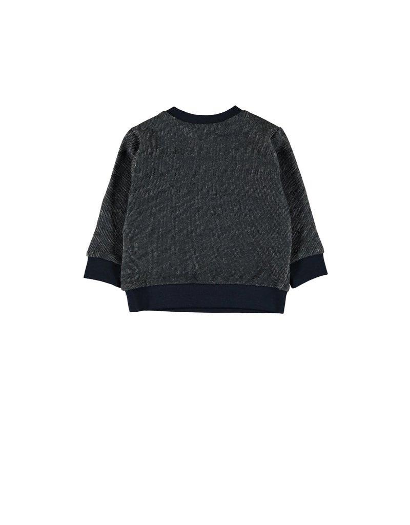 Le Chic Garçon Sweater indigo sweat blue navy