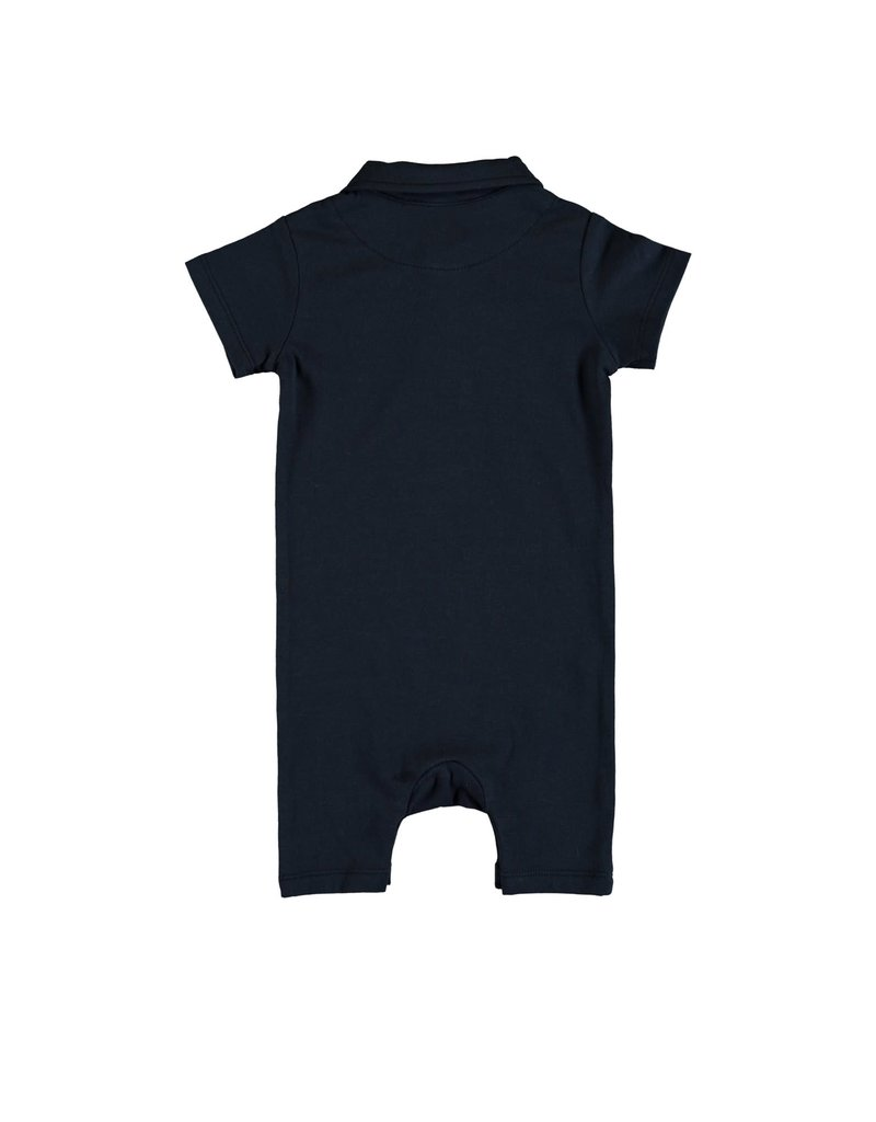 Le Chic Garçon Polosuit cotton blue navy