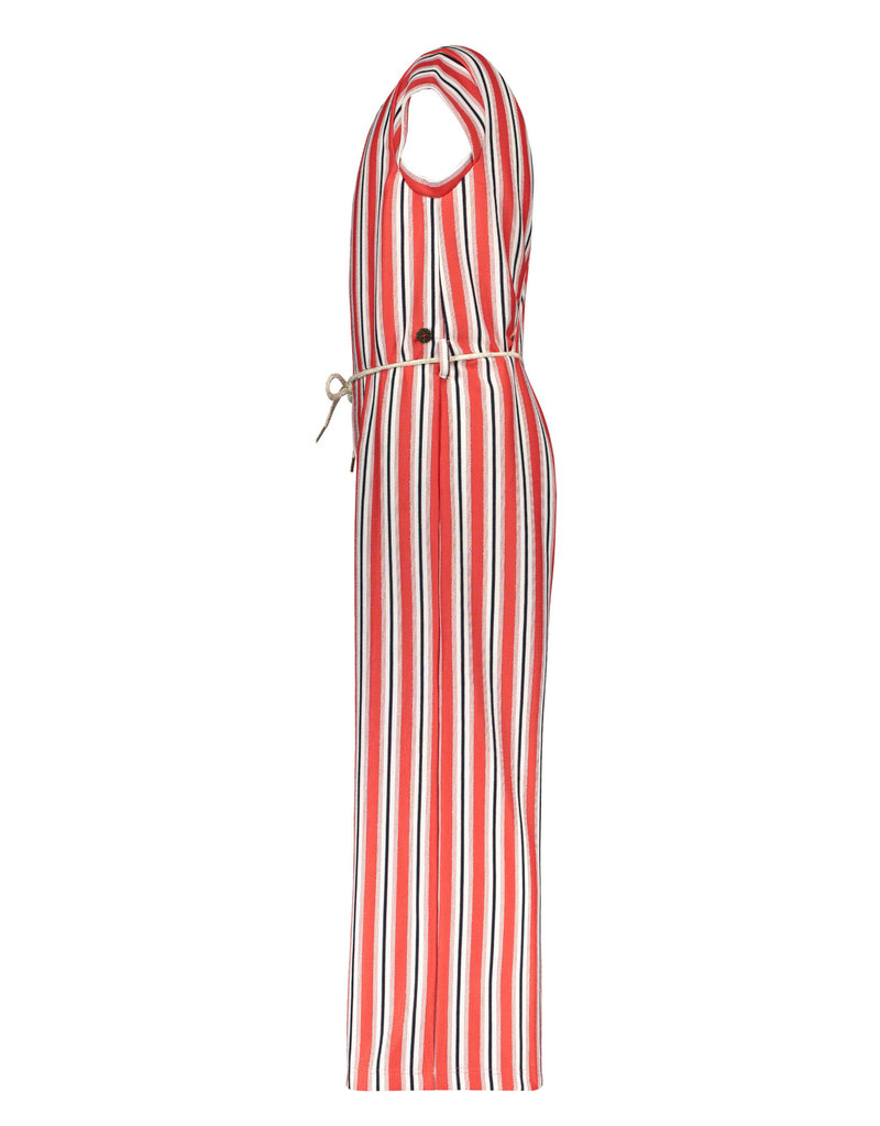 LIKE FLO Jumpsuit knitted stripe