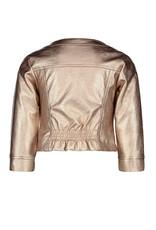 LIKE FLO Jacket leather rose gold
