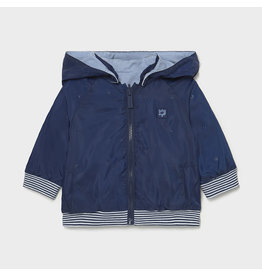 MAYORAL Windbreaker reversible navy