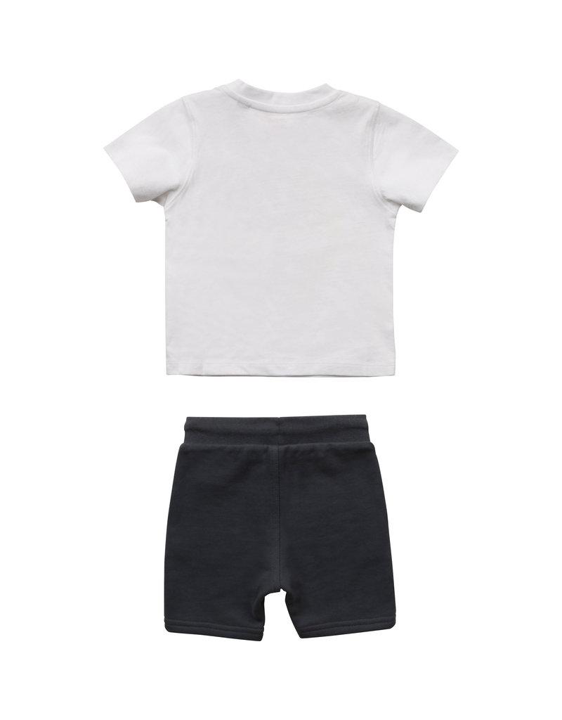 Timberland 2 delige set Tshirt + Broekje