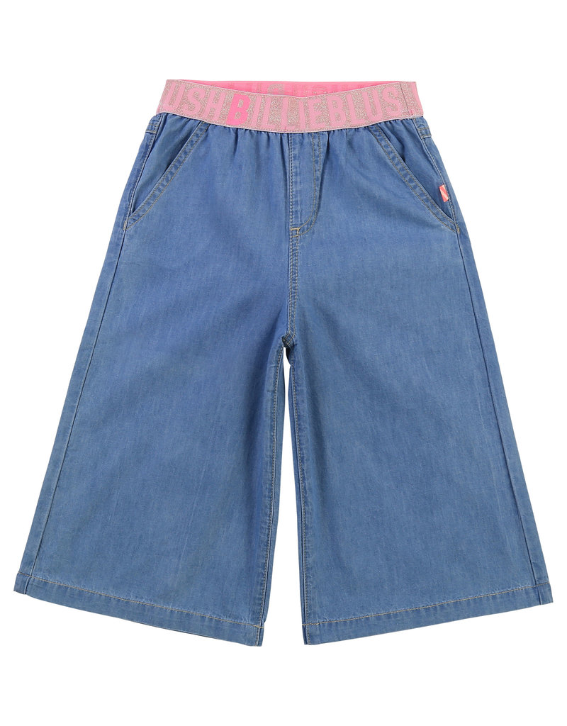 Billieblush Broekrok denim light jeans