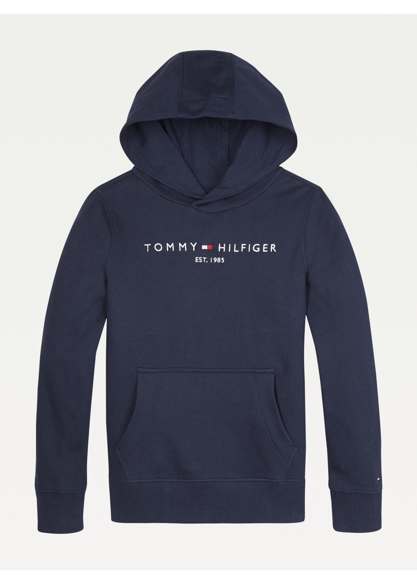 TOMMY HILFIGER TOMMY HILFIGER Hoodie essential twilight navy