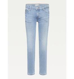 "TOMMY HILFIGER Jeans ""Nora"" skinny summer bleach blue"