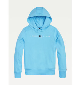 TOMMY HILFIGER Hoodie essential seashore blue