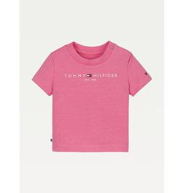 TOMMY HILFIGER Tshirt essential exotic pink