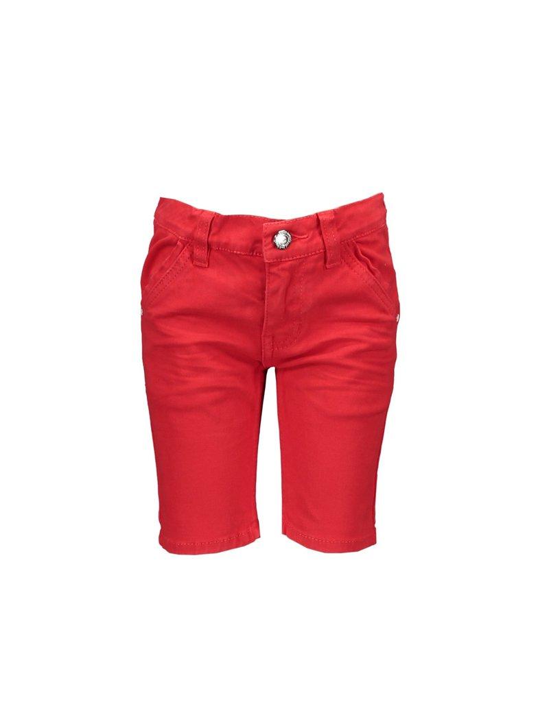 Le Chic Garçon Short gilead red