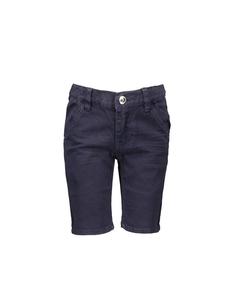 Le Chic Garçon Short twill blue navy