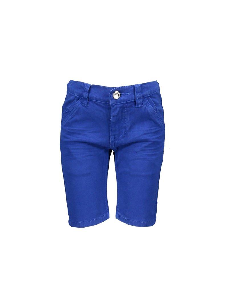 Le Chic Garçon Short twill mazarine blue