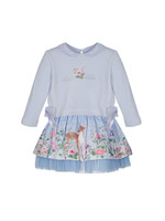"""Lapin House LAPIN HOUSE 2 delige set """"Sweet Winter"""" lila"""
