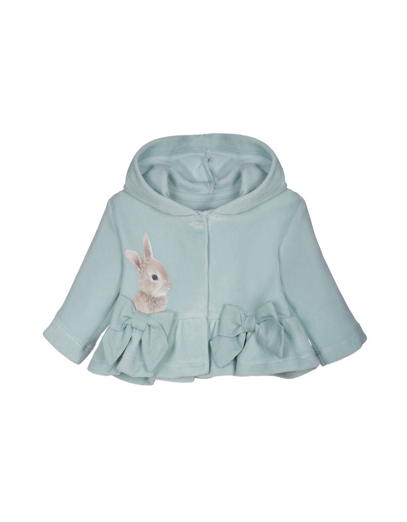 "Lapin House Kruippakje ""Bunny"" turquoise"