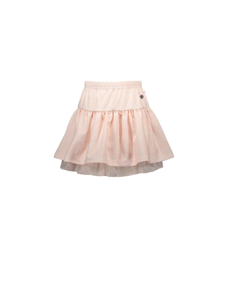 """Le Chic Rok """"Field of Roses"""" pink"""