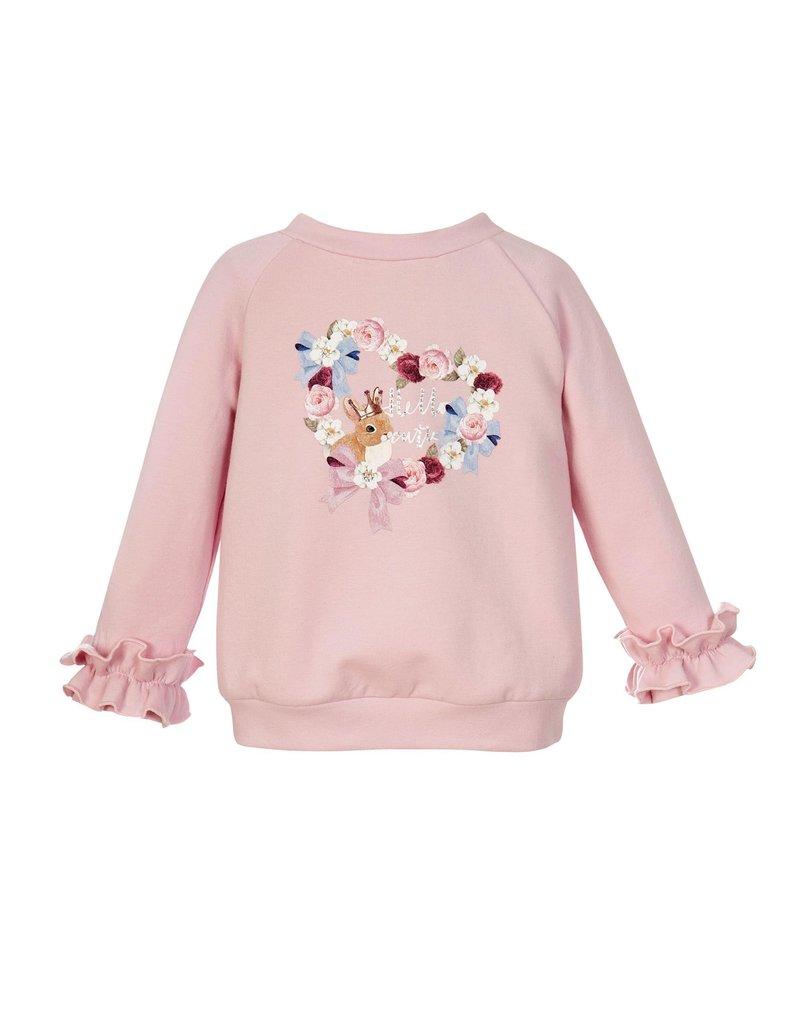 """Balloon Chic Set Sweater + Broek """"Eekhoorn"""""""