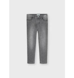 MAYORAL Jeans basic skinny licht grijs