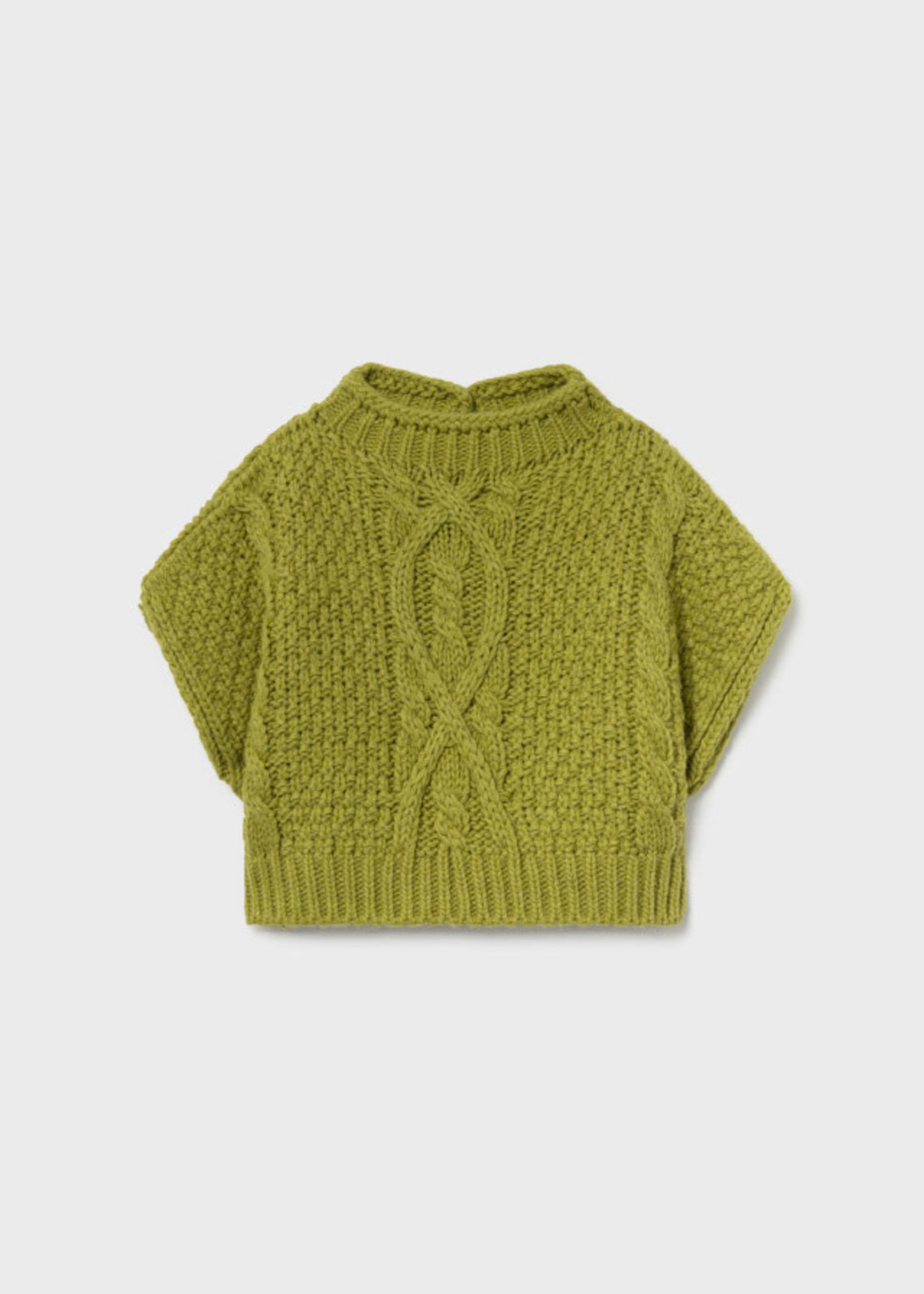 MAYORAL MAYORAL Debardeur knitting vest olive