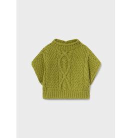 MAYORAL Debardeur knitting vest olive
