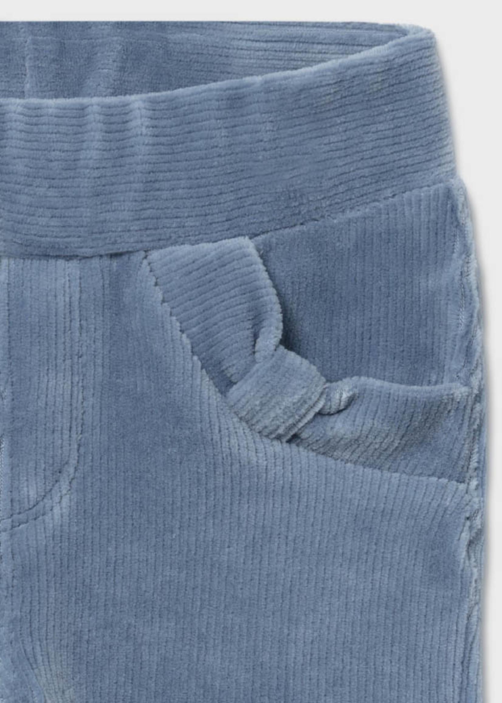 MAYORAL MAYORAL Broekje basic knit indigo