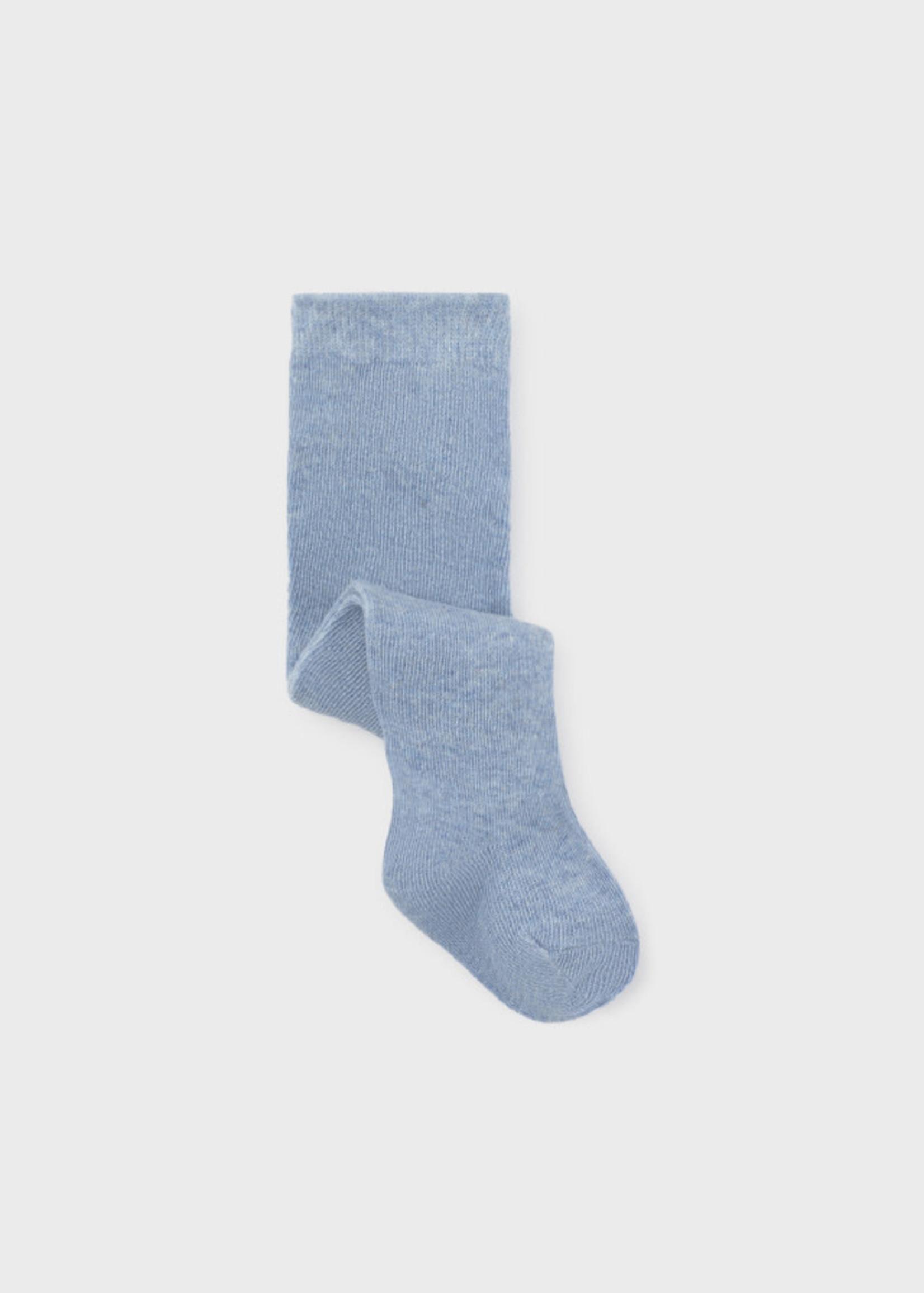 MAYORAL MAYORAL Trui+Shortje+Kousjes streep blauw