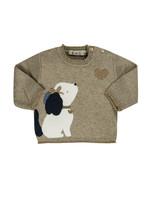 "EMC EMC Sweater ""Hondje"" beige"