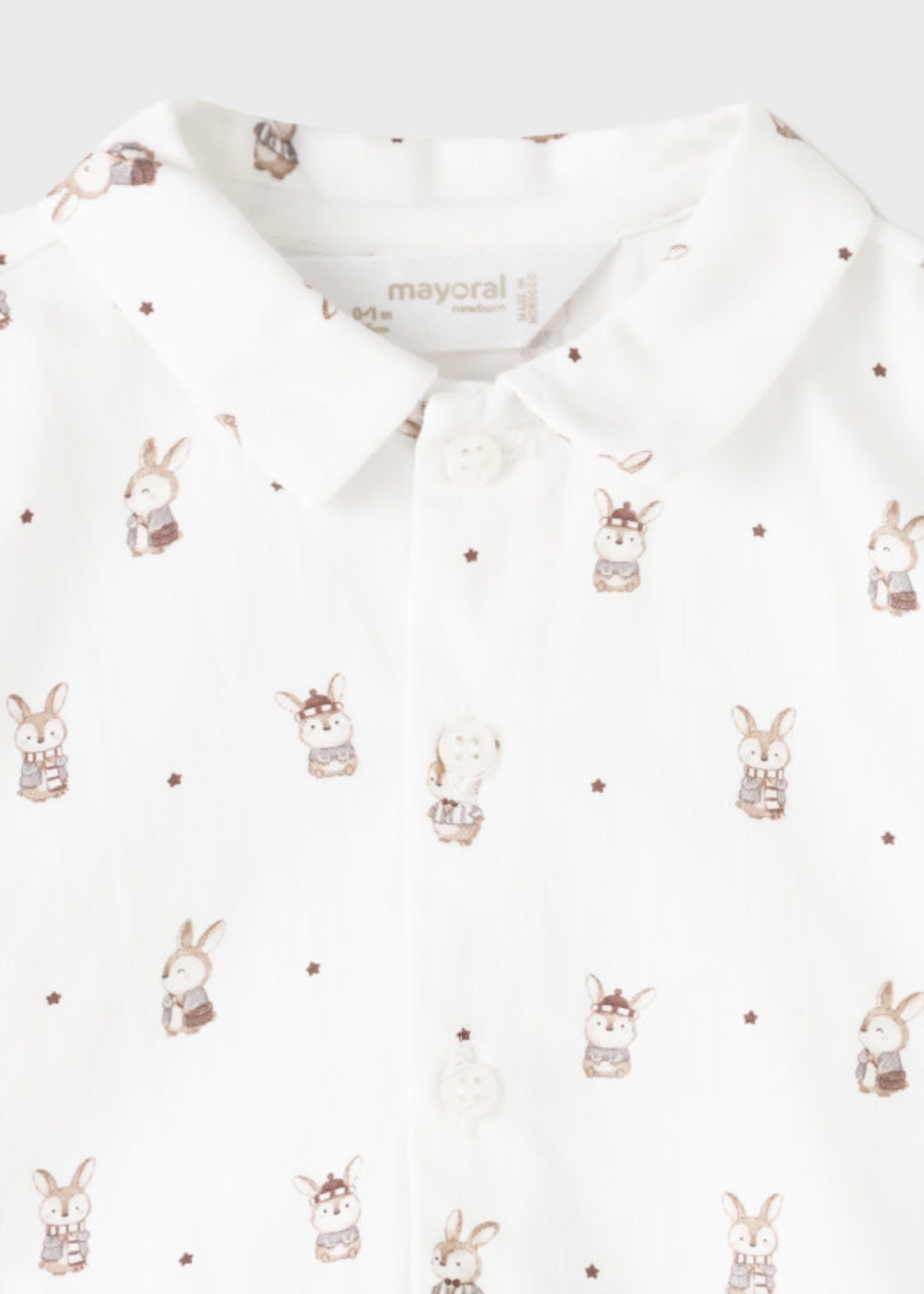 "MAYORAL MAYORAL Hemdje+Shortje+Kousjes ""Bunnies"""