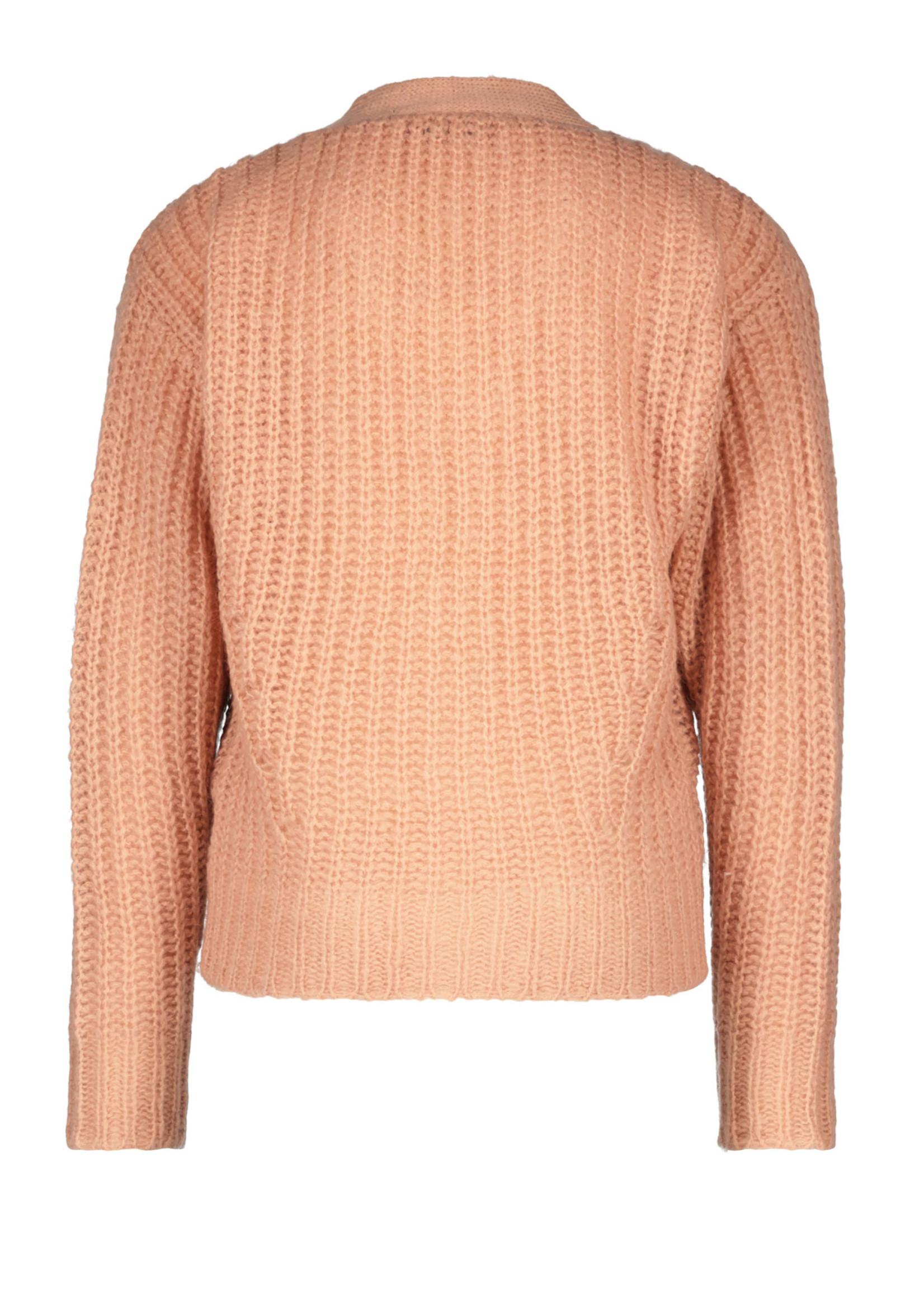 LIKE FLO LIKE FLO Cardigan knit powder pink