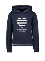 """Le Chic LE CHIC Hoodie """"Odera"""" """"Atelier"""" navy"""