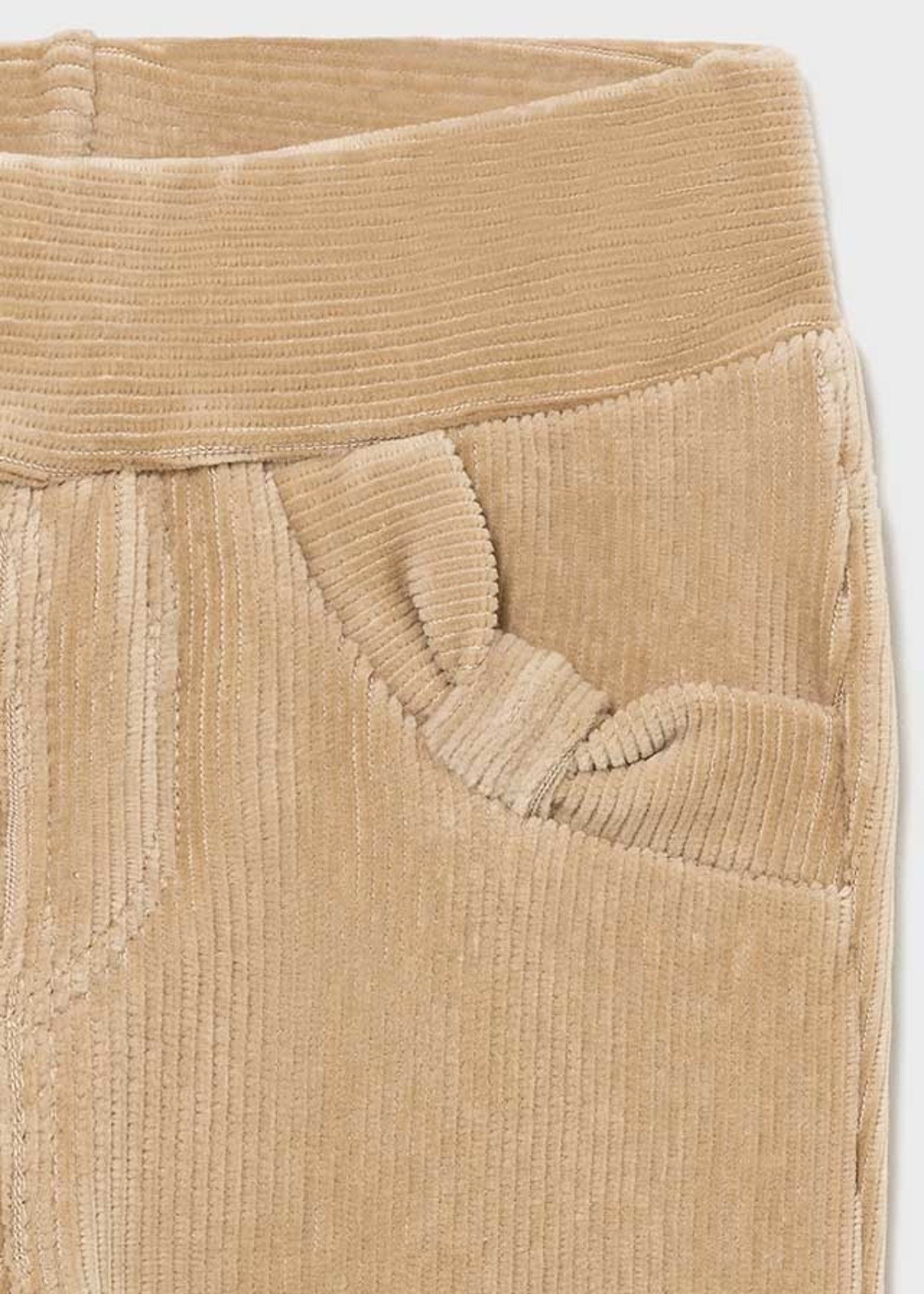 MAYORAL MAYORAL Broekje basic knit beige