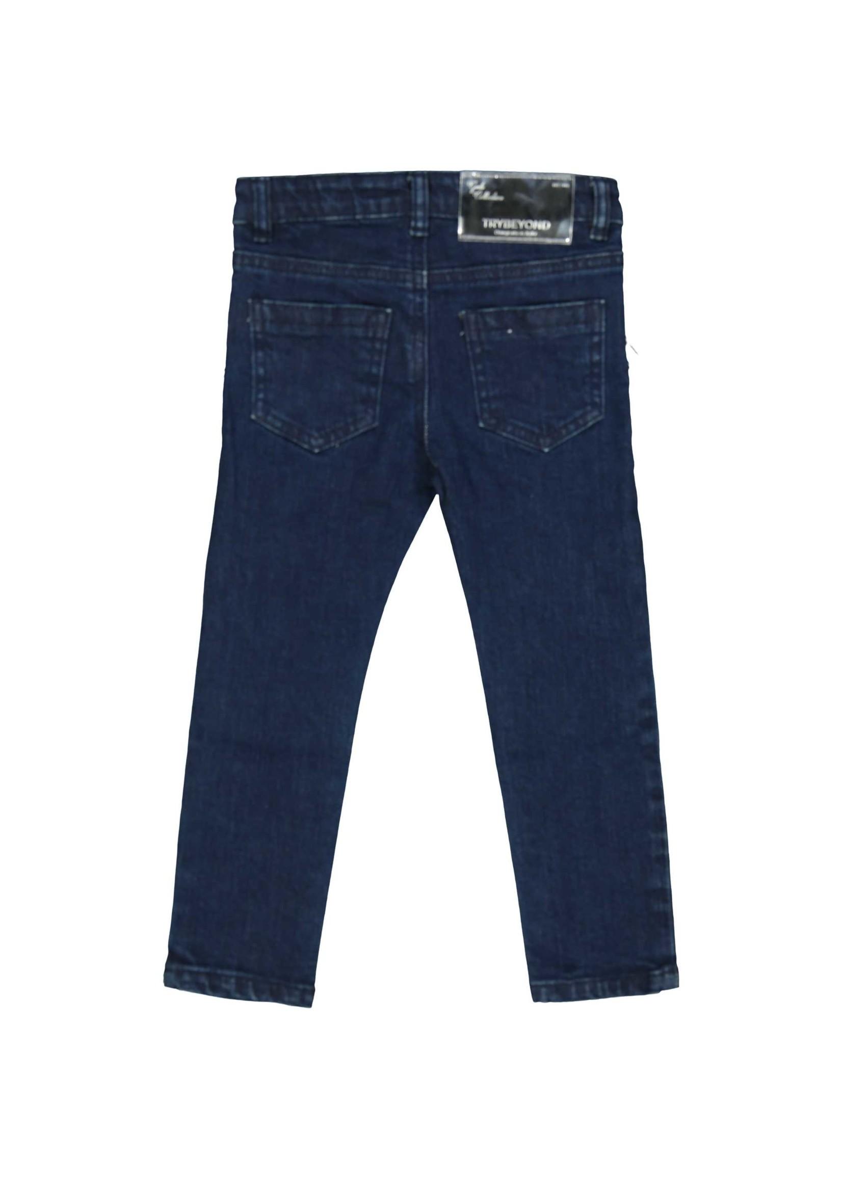 TRYBEYOND TRYBEYOND Jeans details zakken
