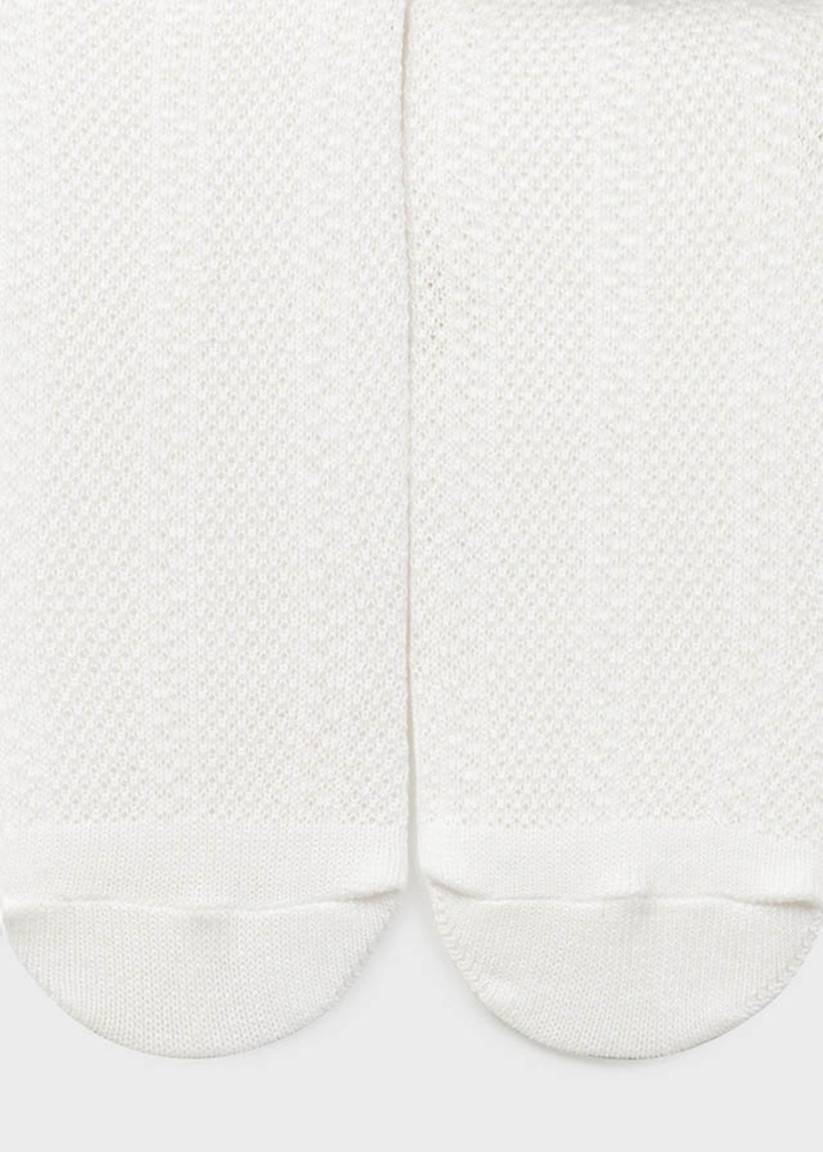 MAYORAL MAYORAL Kousenbroekje+haarband wit
