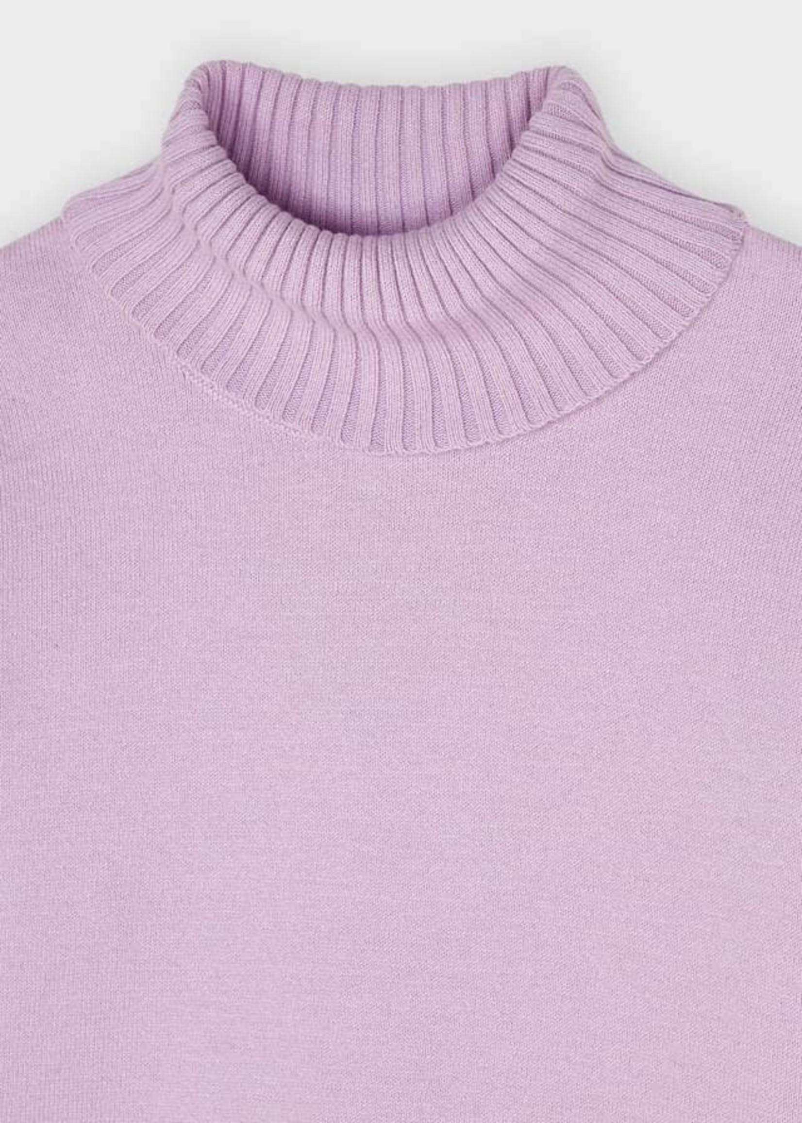 MAYORAL MAYORAL Colltrui basic knitting lila