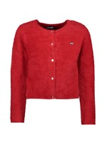 """Le Chic LE CHIC Cardigan """"Alice"""" fluffy red"""