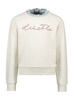 LIKE FLO LIKE FLO Sweater turtleneck ecru melee