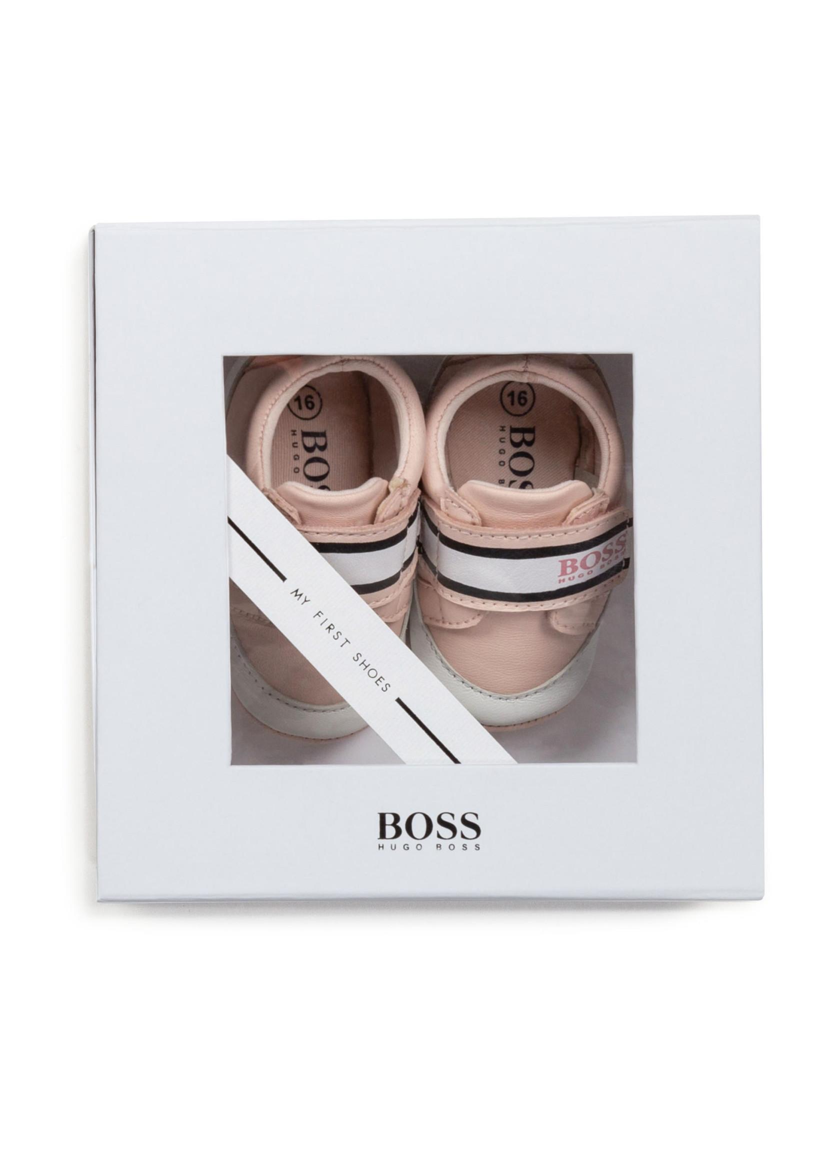 """HUGO BOSS HUGO BOSS Sneakertjes """"Boss"""" roze"""