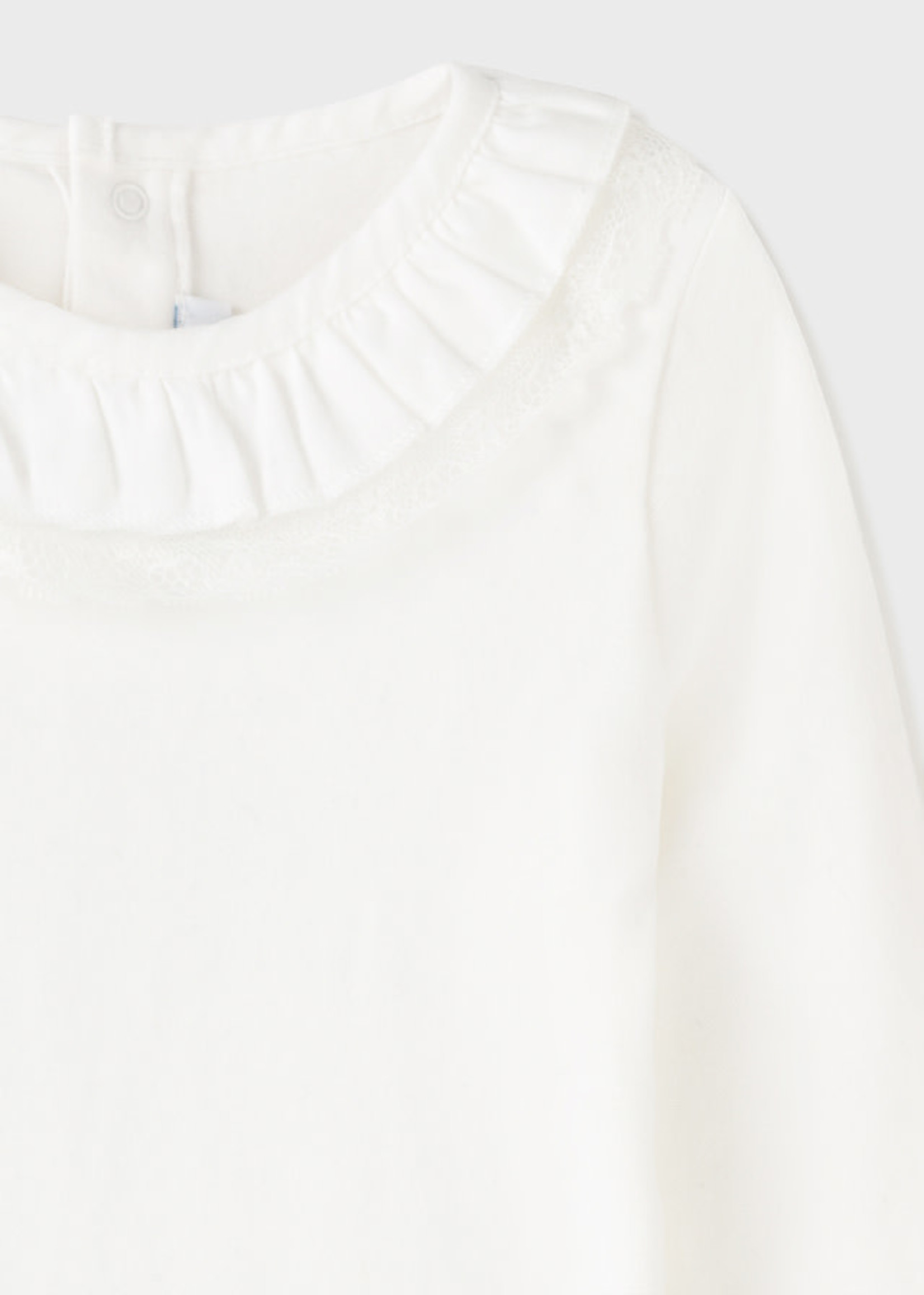 MAYORAL MAYORAL Bodyhemdje basic natural