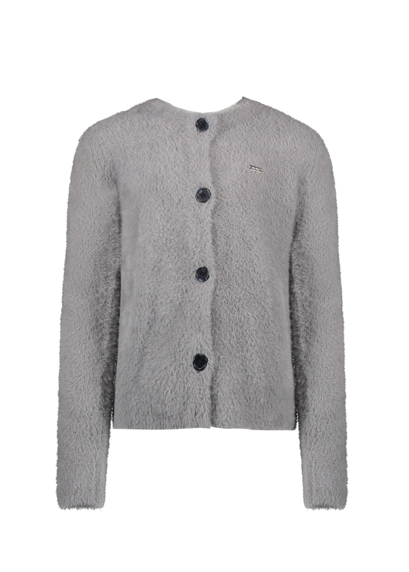 """Le Chic LE CHIC Cardigan """"Alice"""" fluffy seal melee"""