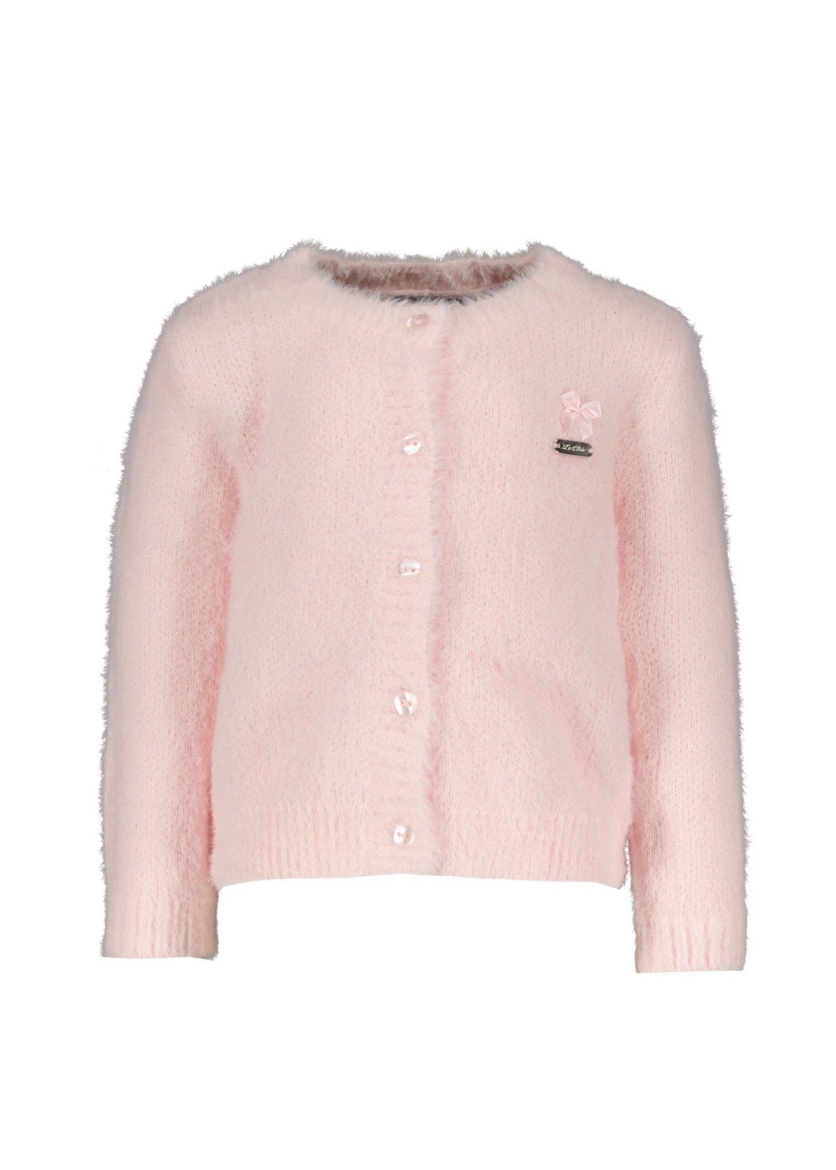"""Le Chic LE CHIC Cardigan """"Oriana"""" fluffy pink"""