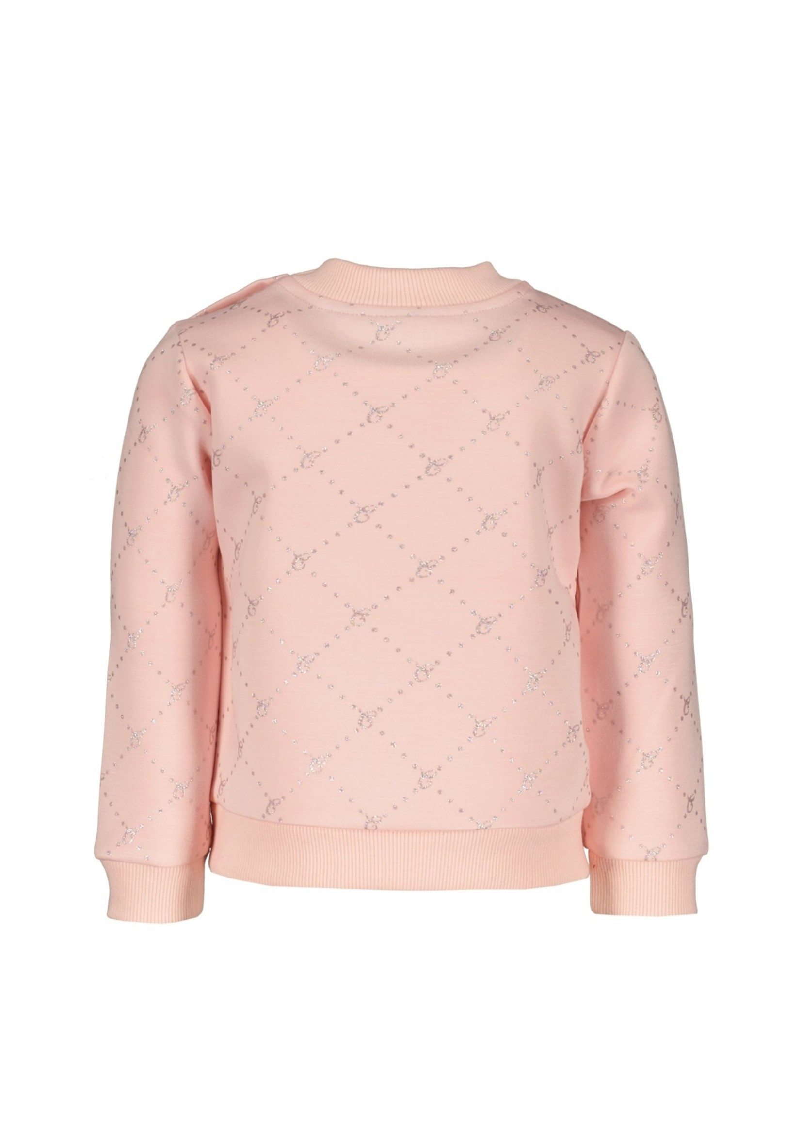 "Le Chic LE CHIC Sweater ""Odette"" glitter pink"