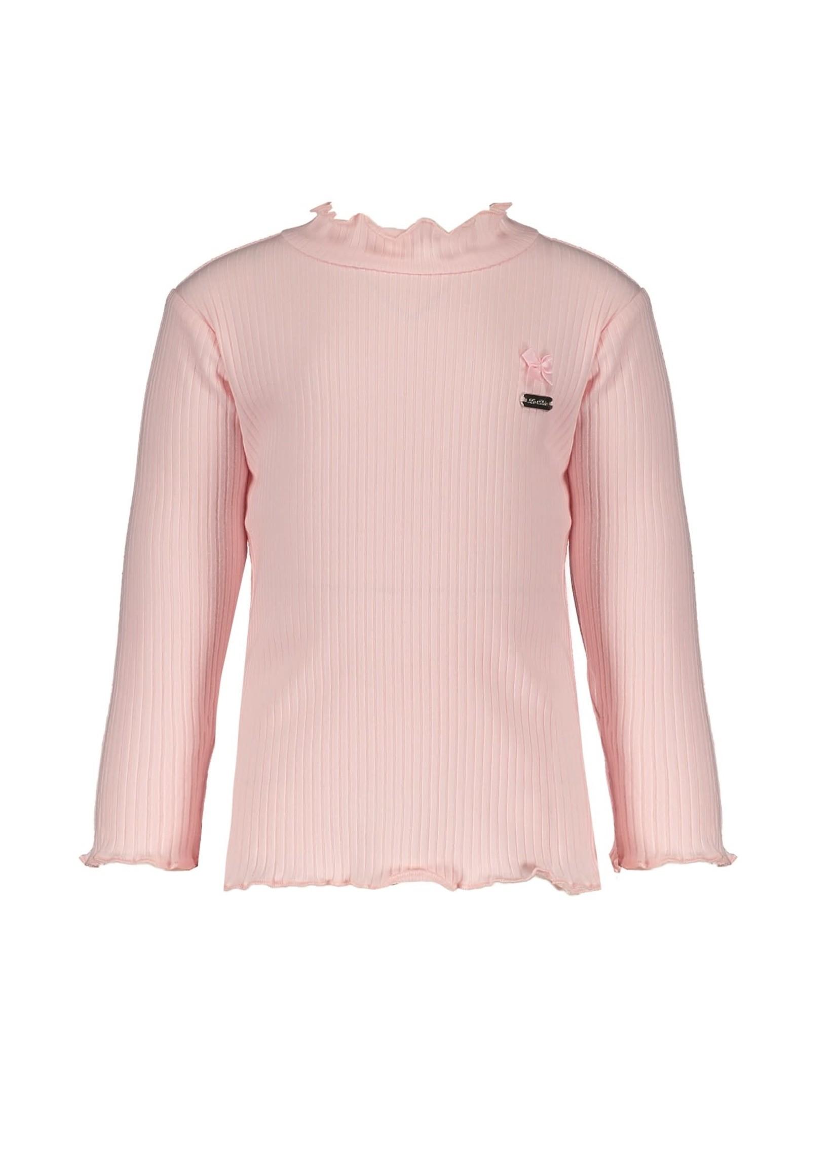 "Le Chic LE CHIC Coll ""Nalani"" rib pink"