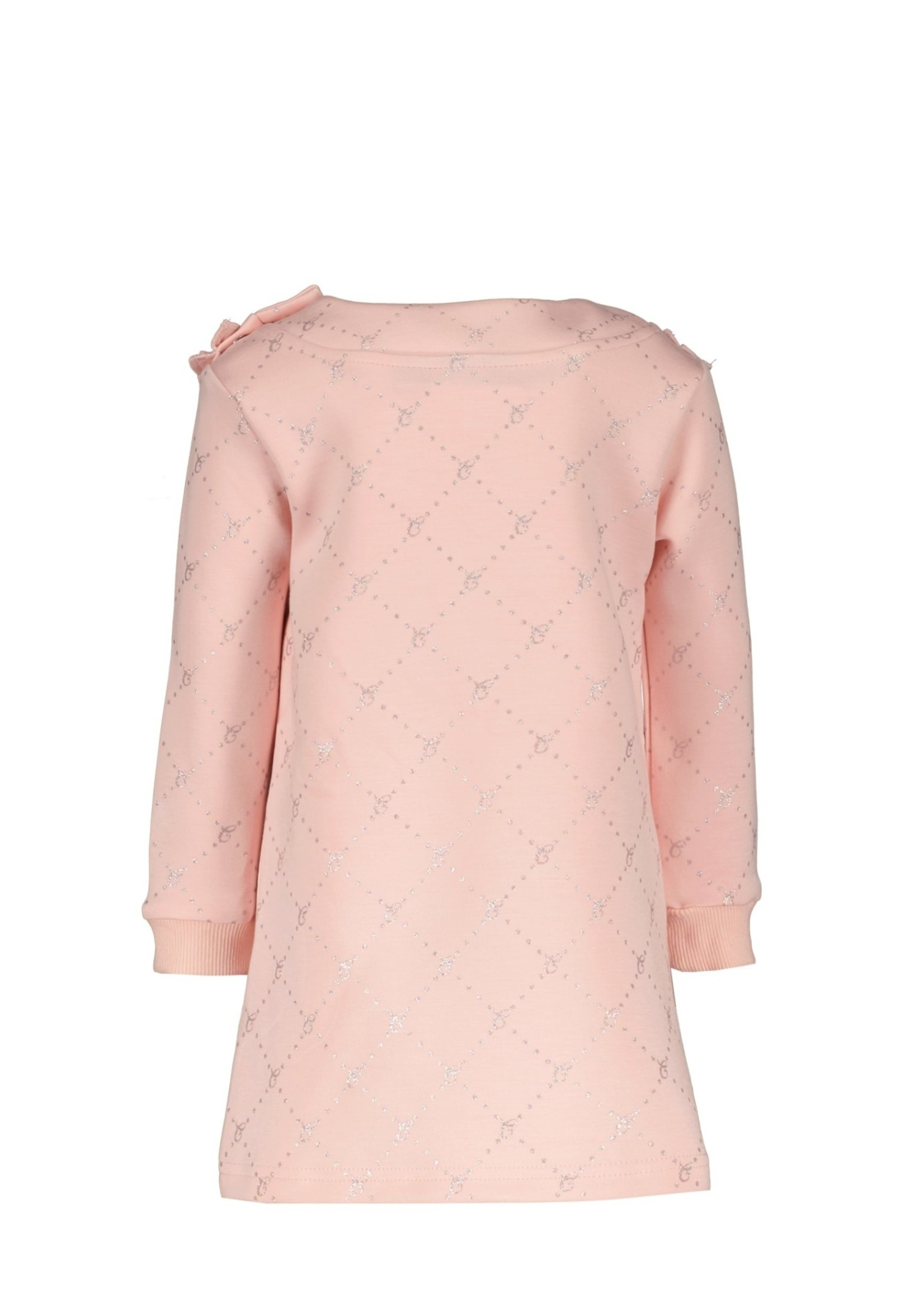 "Le Chic LE CHIC Jurk ""Shira"" glitter pink"