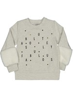 """TRYBEYOND TRYBEYOND Sweater """"Absolutley Fabulous"""""""
