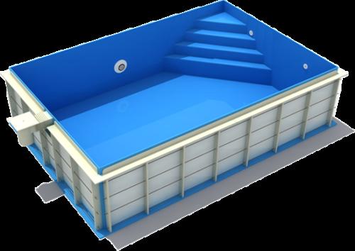 Zwemland HDPE zwembaden