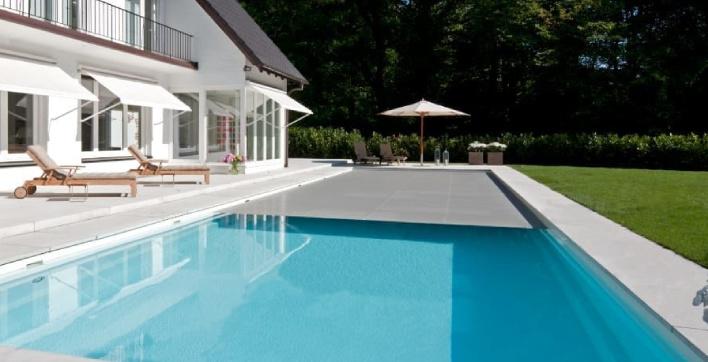 Zwembad afdekking Starline Roldeck